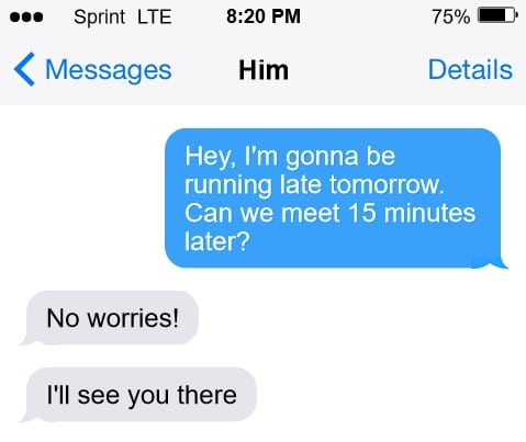 How To Confirm A Date With A Guy Via Text Without Asking Directly
